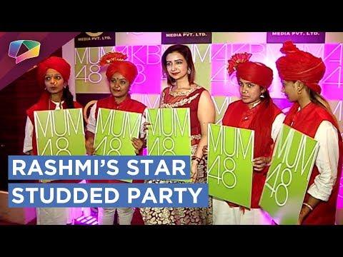 Rashmi Sharma Announces MUM 48   Tejaswi, Mohit, H