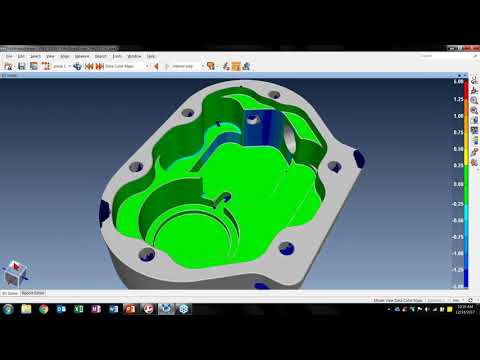 Webinar: Share Metrology Results in 3D With Your Manufacturing Team