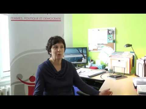 """Documentaire """" Prendre sa place """" - Extrait - Entrevue avec Esther Lapointe, dg du GFPD /codirectrice du CDFG"""