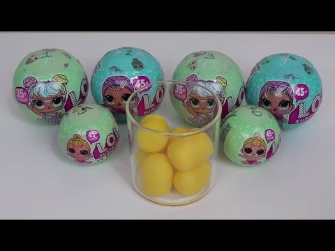 Video LOL Sürpriz Bebek Yumurta Challenge Yaptık! - Yeni ve Eski Seri Lol bebek Açtık! - Bidünya Oyuncak download in MP3, 3GP, MP4, WEBM, AVI, FLV January 2017