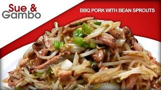 Learn how to make BBQ Pork with Bean Sprouts Stir FryHow to Make Chinese BBQ pork ( Char siu ) Easyhttps://youtu.be/yLokfcAXhEsPlease like, share and subscribe if you would like to see new future recipes or support our channel.https://www.youtube.com/channel/UCxsMiu1Ghxc2lH0v7wEM0Mg?sub_confirmation=1