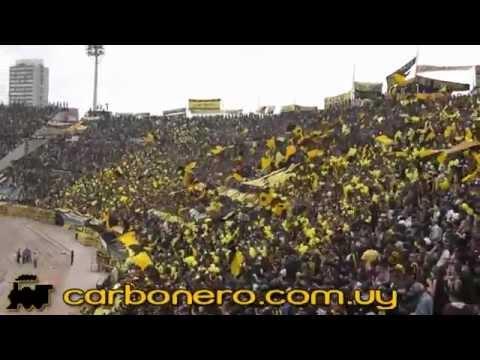 Peñarol vs. Nacional {Clásico} (20-05-2012) - Previa y recibimiento - Barra Amsterdam - Peñarol - Uruguay - América del Sur