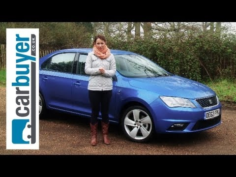 SEAT Toledo hatchback 2013 review – Carbuyer