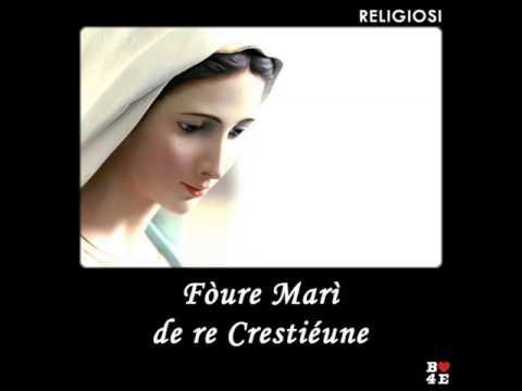 FÒURE MARÌ DE RE CRESTIÉUNE.