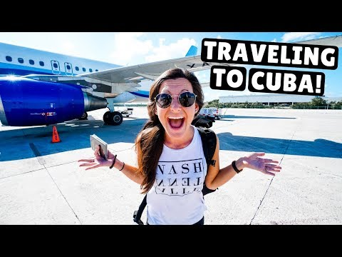 Americans Traveling to Cuba in 2019   Cancun to Havana