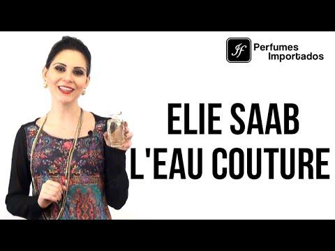 Perfume Elie Saab L'Eau Couture Feminino – Eau de Toilette