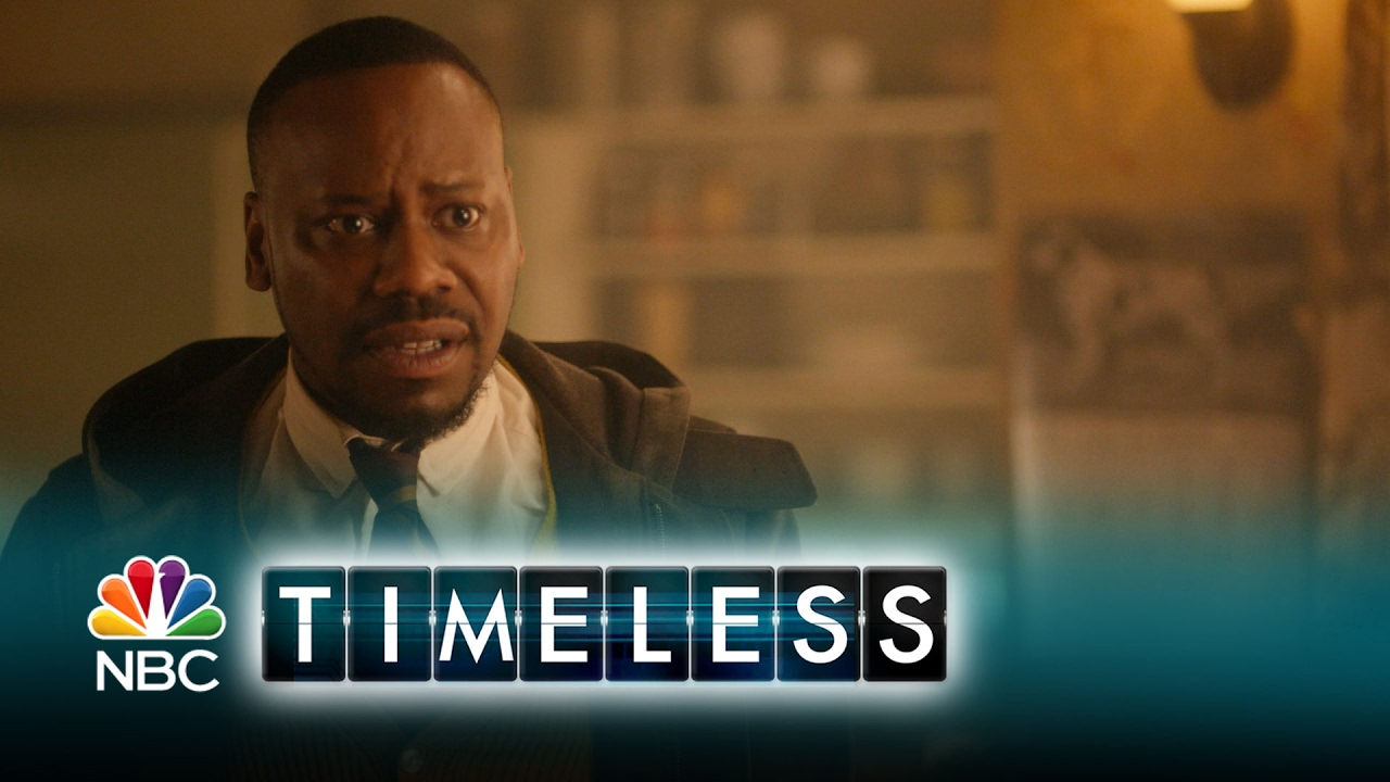 Protect the Past & Save the Future in NBC Time Travel Series 'Timeless' [Promo] Renewed for Season 2