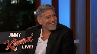 Video George Clooney on Fatherhood, Meeting Relatives in Ireland & Easter with Bono MP3, 3GP, MP4, WEBM, AVI, FLV September 2019