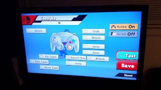 You can use N64 controllers on Smash Wii U complete with original inputs