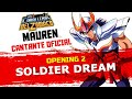 ·MAUREN·「Soldier Dream ~Versión Full~」 (Intérprete Original)