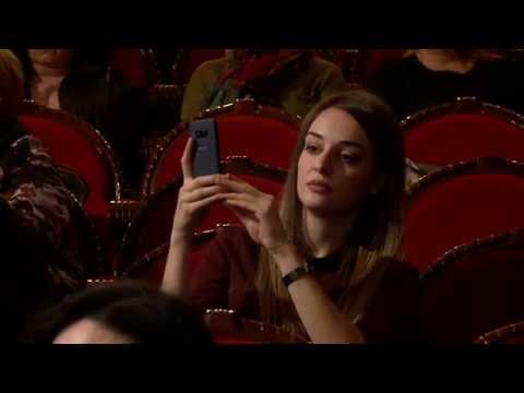 "Igor Dodon a vizitat Teatrul Dramatic Rus de Stat ""A. P. Cehov"""