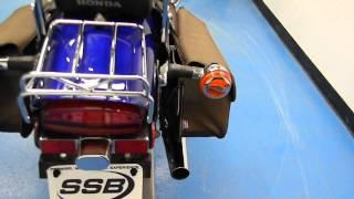 5. 2005 Honda VT600 Shadow Spirit VLX Blue - used motorcycle for sale - Eden Prairie, MN