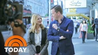 Nonton Laura Linney Talks    Love Actually    Reunion  Dealing With Stage Fright   Today Film Subtitle Indonesia Streaming Movie Download