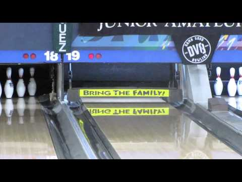 brunswick - HIghlights from the Junior Amateur Tour youth bowling tournament. Shot live May 19, 2013 at Brunswick Deer Creek Lanes in Rancho Cucamonga, CA. Tournament Ch...