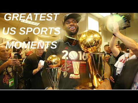 Greatest US Sports Moments (2010-2018) *UPDATED* - Thời lượng: 20:42.