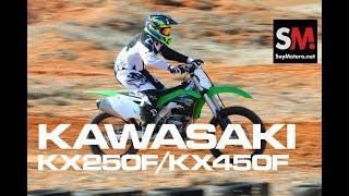 6. Prueba Kawasaki KX250F y KX450F 2018 [FULLHD]
