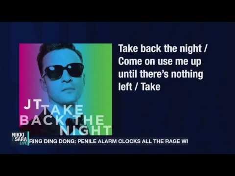 """Nikki & Sara on Justin Timberlake's """"Take Back The Night"""""""