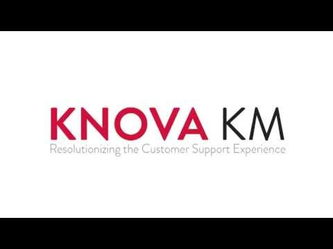 Resolutionizing Customer Support Experience With Knova