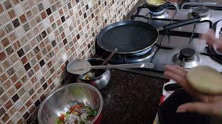 My kids healthy & tasty lunch box routine 2017 in Hindi / lunch box recipes india / lunch box ideas