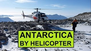 Victoria Valley New Zealand  city pictures gallery : McMurdo Dry Valleys of Antarctica by Helicopter [HD]