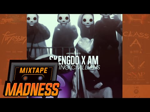 Video #410 Skengdo x AM - Hitting Civilians | @MixtapeMadness download in MP3, 3GP, MP4, WEBM, AVI, FLV January 2017