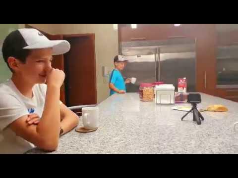 Real Life Trick Shots | DUDE PERFECT JR