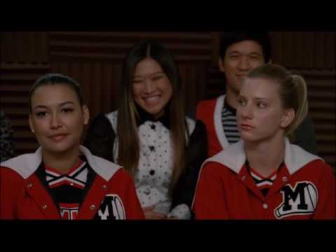 Glee - Without you (full performance) 3x10 (видео)