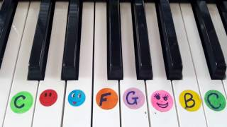 Piano TipS - D Chord & D Scale