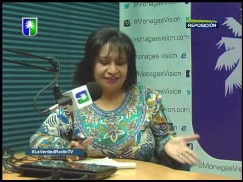 Entrevista a Conrado Peñaloza en La Verdad Radio TV