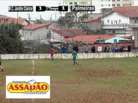M.C Jardim Clarice 1x6 Palmeiras - Varzeano Votorantim