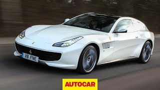 Ferrari GTC4 Lusso T review | Living with 602bhp V8 everyday supercar | Autocar by Autocar