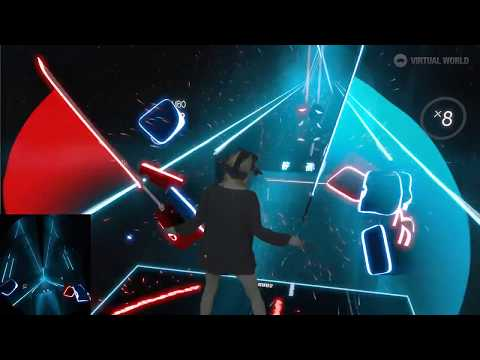 [Beat Saber] BTS - DIMPLE (Full Combo!!)