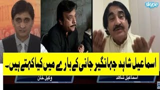 Ismail Shahid Interviewed by Wakil Khan