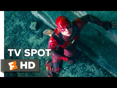 Justice League TV Spot - Mind/Event (2017) | Movieclips Coming Soon