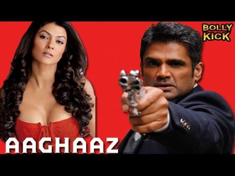 Aaghaaz Full Movie   Hindi Movies 2017 Full Movie   Sunil Shetty
