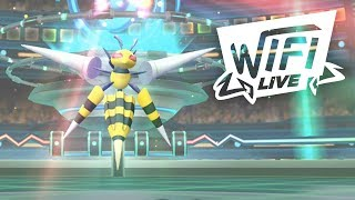 Pokemon Let's Go Pikachu & Eevee Wi-Fi Battle: Mega Beedrill Monotype Poison! (1080p) by PokeaimMD