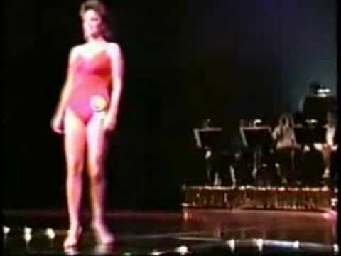 Sarah Palin 1984 Beauty Pageant