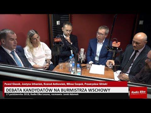 Wideo1: Debata kandydatów na burmistrza Wschowy