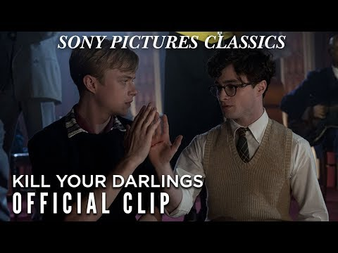 Kill Your Darlings Clip 'Meeting'