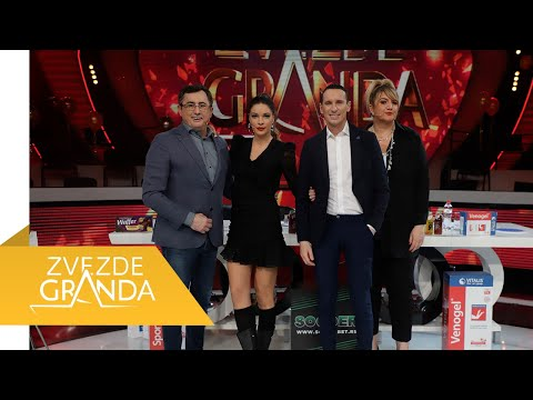 Zvezde Granda Specijal - (27. decembar) - cela emisija