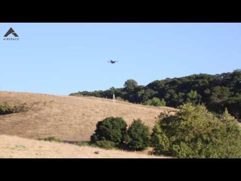 Autonomous DroneHunting Quadrocopter Nets Prey