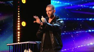 Video Britain's Got Talent S08E02 Darcy Oake Jaw Dropping Dove Illusion MP3, 3GP, MP4, WEBM, AVI, FLV Agustus 2018
