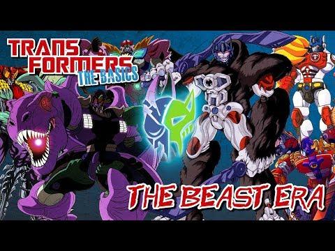 TRANSFORMERS: THE BASICS on the BEAST ERA
