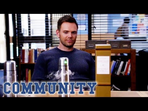 Pierce's Touching Parting Gifts...Also Sperm | Community