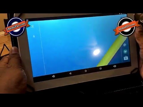 iRULU eXpro X1s 10.1 inch Quad Core Android 5.1 Lollipop Tablet Review - Part 2