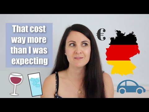 Things That Are More Expensive in Germany Than in New Zealand