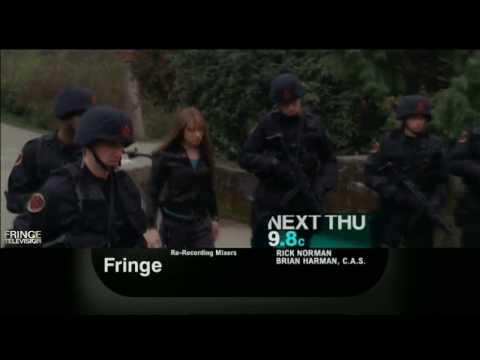"""Fringe 2x21 -  """"Over There: Part 1"""" Promo"""