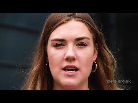 A student who has struggled with her mental health is encouraging others to look out for vulnerable people on campus.