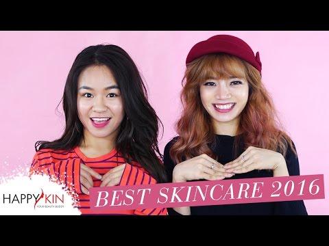 Sản Phẩm Dưỡng Da Yêu Thích 2016 Phần 2 | Best Skincare Items 2016 ft. Óng Ánh