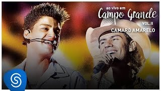 image of Munhoz e Mariano/ Camaro Amarelo (Ao Vivo em Campo Grande Vol.2)